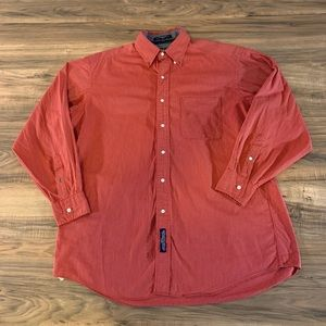 Tommy Hilfiger Men Button Down Long sleeve Casual